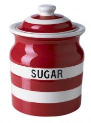 Vorratsdose Zucker Cornish Red - 0,84l