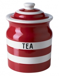 Vorratsdose Tee Cornish Red - 0,84l