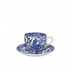 Kaffeetasse & Untere Regal Peacock - 0,19l