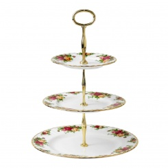 Etagère Old Country Rose - 3tlg.