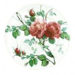 Speiseteller English Rose - 27cm