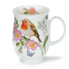 Becher Hedgerow Birds Robin - 0,31l