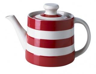 Kaffeekanne Cornish Red - 3,0l