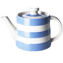 Kaffeekanne Cornish Blue - 0,68l