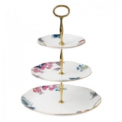 Etagere Butterfly Bloom - 3tlg.