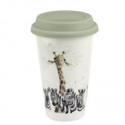 to Go Becher Giraffe & Zebra - 0,31l