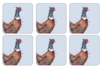 Wrendale Pheasant - Untersetzer