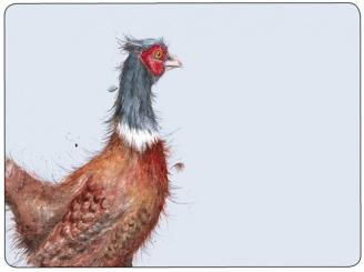 Wrendale Pheasant - Tischsets