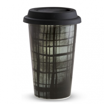 to Go - Becher Plaid - 0,34l