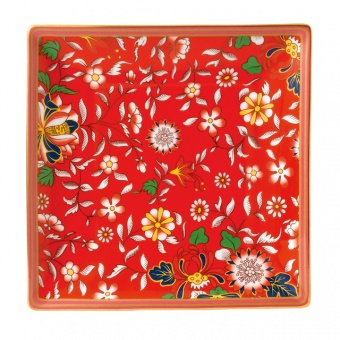 Tablett Crimson Jewel -14,5cm