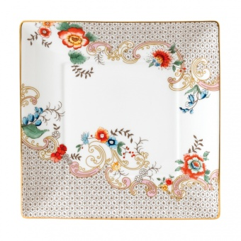Tablett Rococo Flowers - 14,5cm