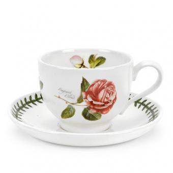 Kaffeetasse & Untere Botanic Roses - 0,2l