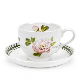 Kaffeetasse & Untere Botanic Roses - 0,2l Scarborough Fair