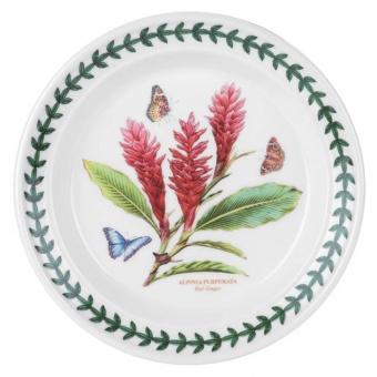 Speiseteller Exotic Botanic Garden - 25cm Red Ginger
