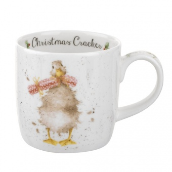 Wrendale Becher Christmas Cracker - 0,31l