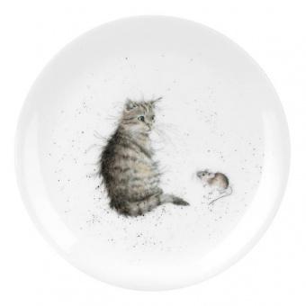 Frühstücksteller Cat & Mouse - 20cm