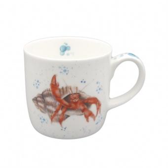 Wrendale Becher Happy Crab - 0,31l