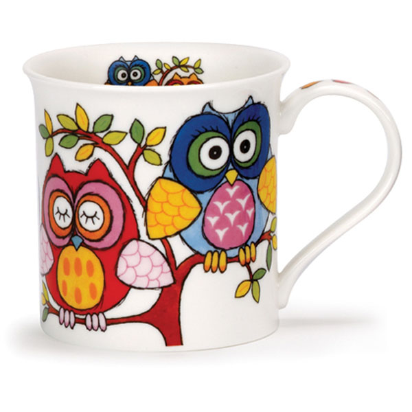 Becher Life`s a Hoot Tree - 0,3l