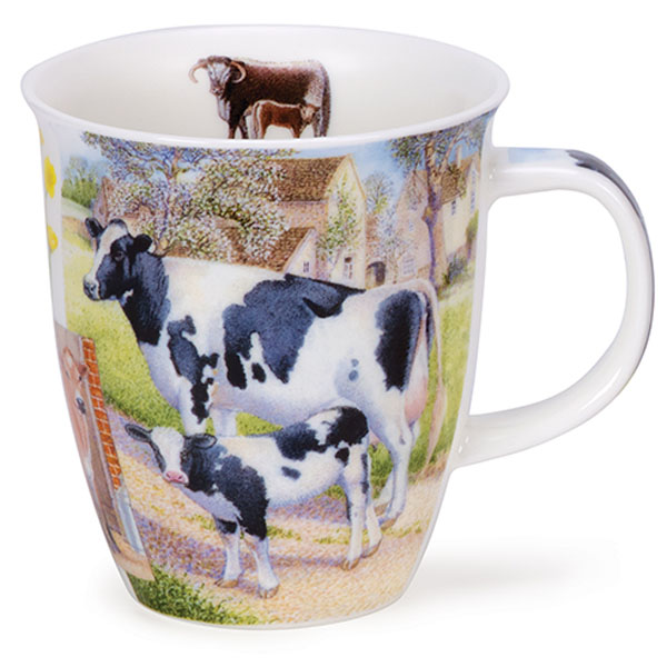 Becher Country Life Kuh - 0,48l