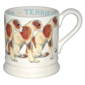 ½ Pint Becher Terrier - 0,3l