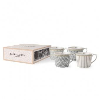 Becher 4er Set Tea Collection Stone - 0,32l