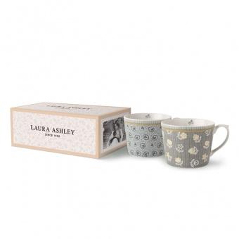 Becher 2er Set Tea Collection Stone - 0,32l