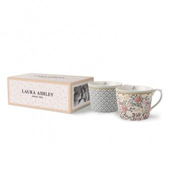 Becher 2er Set Tea Collection Flower - 0,32l
