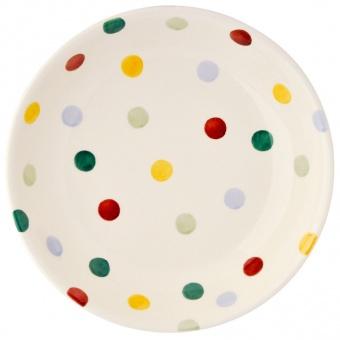 Pastateller  Polka Dots - 21cm