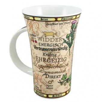 Becher Widder - 0,5l