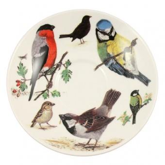 Jumbotasse & Untertasse Garden Birds - 0,4l