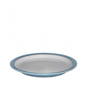 Frühstücksteller Elements blau - 22cm