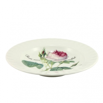 Suppenteller Redoute Rose - 23cm