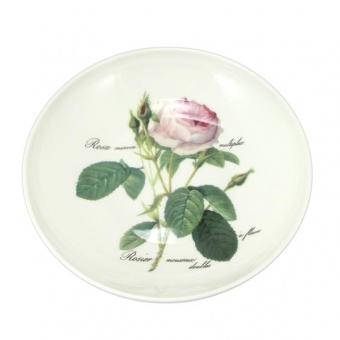 Pastatteller Redoute Rose - 22cm