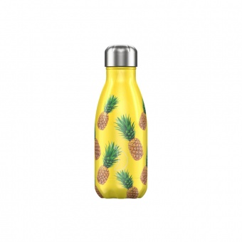 Isolierflasche Ananas