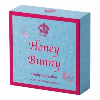 Herzschale Honey Bunny - 13cm